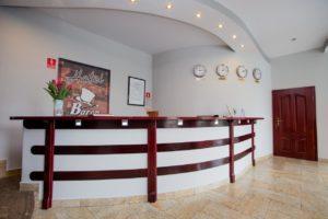 Kontakt Hotel w Ciechanowie