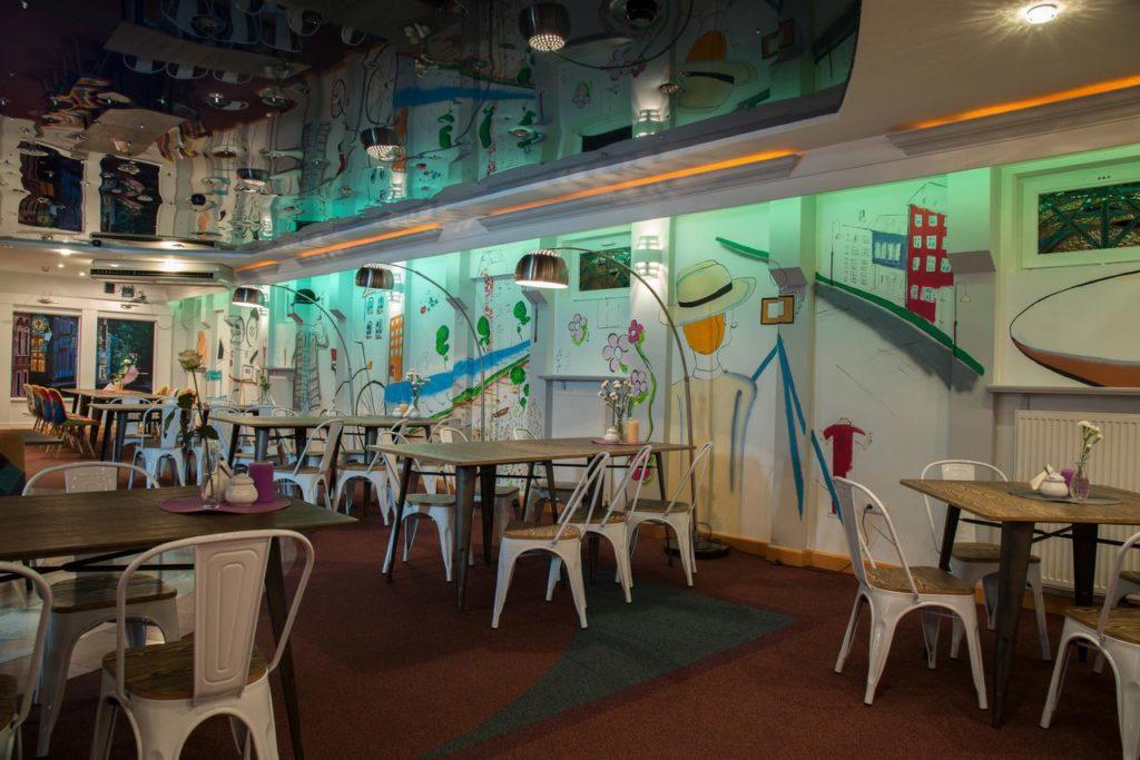 Restauracja w Ciechanowie