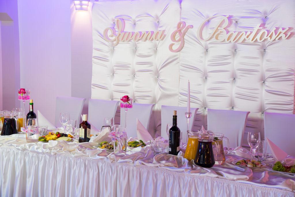 Sala weselna w Ciechanowie