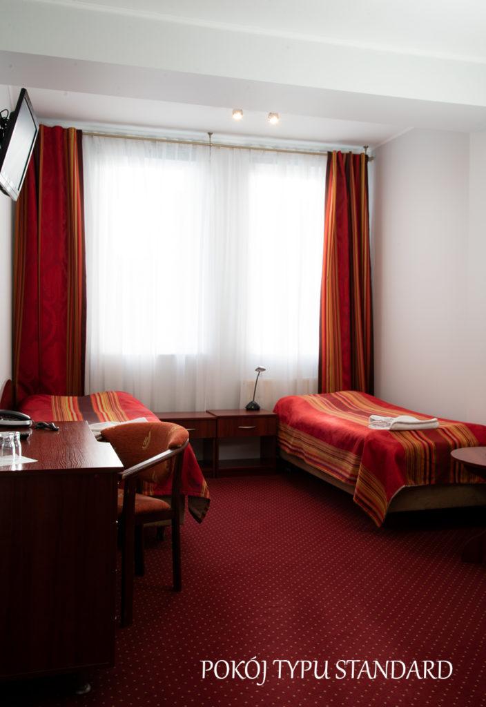 hotel Baron Ciechanów pokój