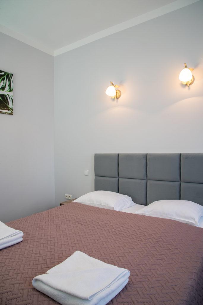 Hotel Baron Ciechanów pokój comfort