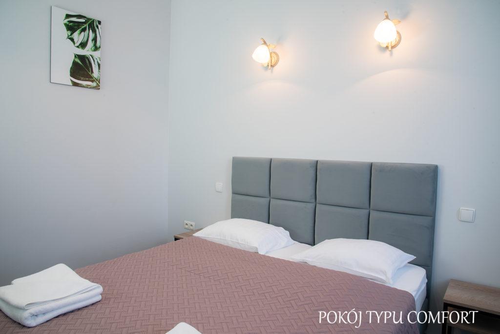 pokój hotelowy Ciechanów
