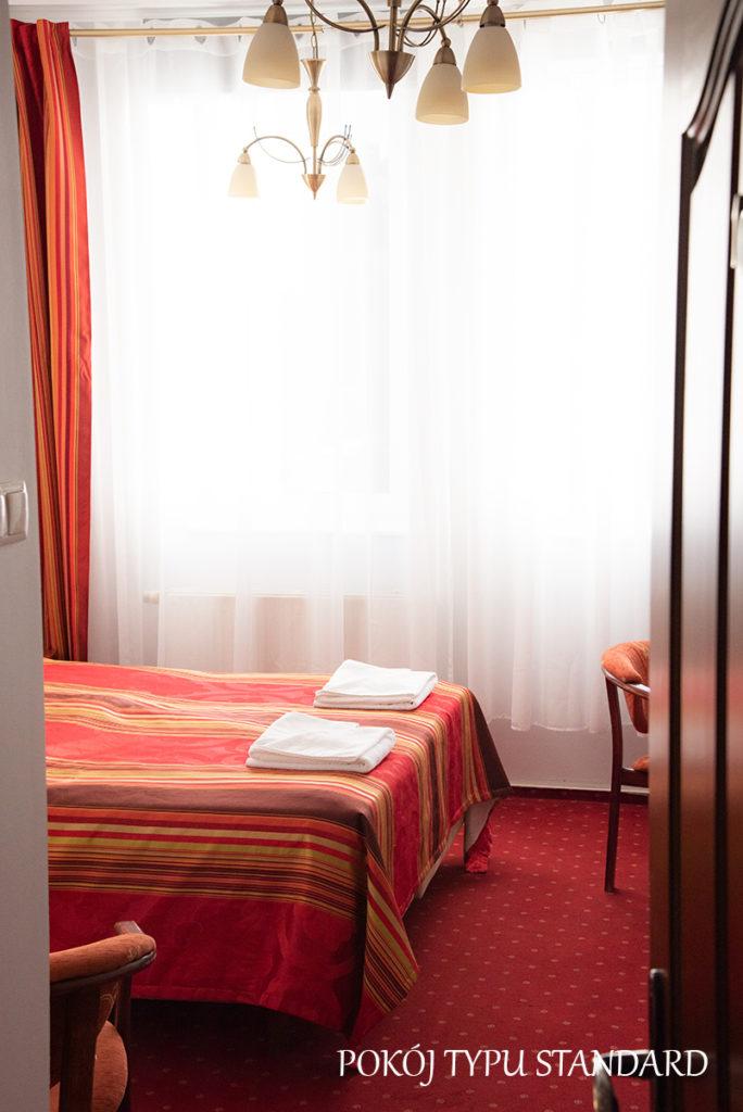baron hotel Ciechanów pokój